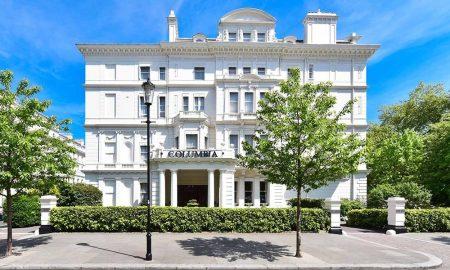 Columbia Hotel, London