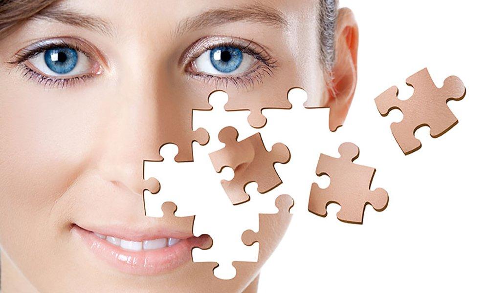 Face jigsaw