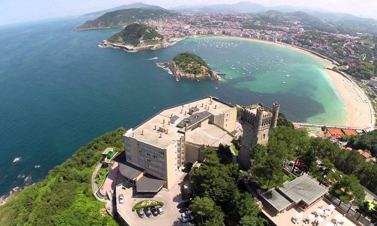 Hotel Monte Igueldo, San Sebastian