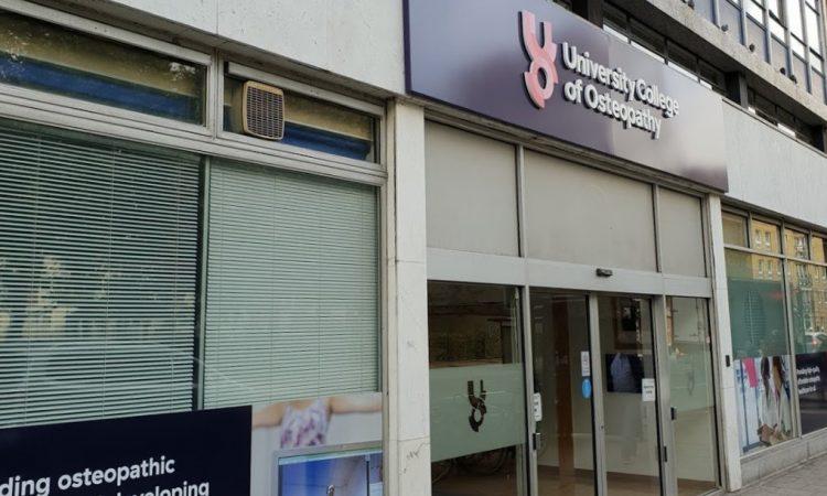 University College of Osteopathy, London
